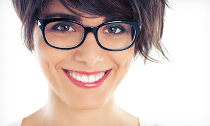 Image Optometry - Multiple Locations: C$69 for Exam, Contact Lenses, Designer Frames, and Prescription Lenses at Image Optometry (C$357.88 Value)
