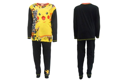 Boys Pokemon Pyjamas