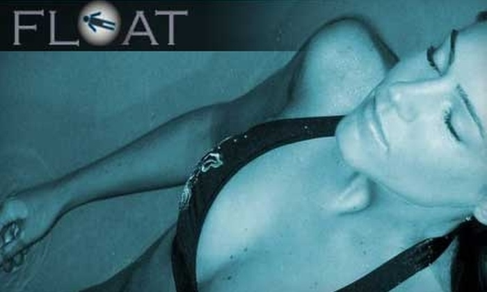 FLOAT - East Peralta: $37 for a One-Hour Sensory Deprivation Float at FLOAT in Oakland ($75 Value)