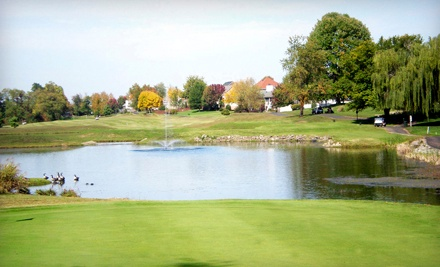18 Holes of Golf for Two with Cart Rental at Indian Springs Golf Club (Up to 51% Off). Two Options Available.