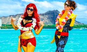 Up to 65% Off Admission at Amazing Comic Con Aloha at Amazing Comic Con Aloha, plus 6.0% Cash Back from Ebates.