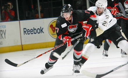 Charlotte Checkers vs. Abbotsford Heat on Sat., Apr. 7 at 12PM: Sections 102, 103, or 116 - Charlotte Checkers in Charlotte