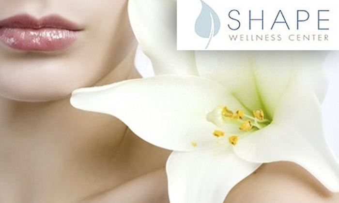 Shape Medical Wellness Center - Multiple Locations: $60 for The Skinny Package Including Month Membership for Weight Loss at Shape Medical Wellness Center ($190 Value)
