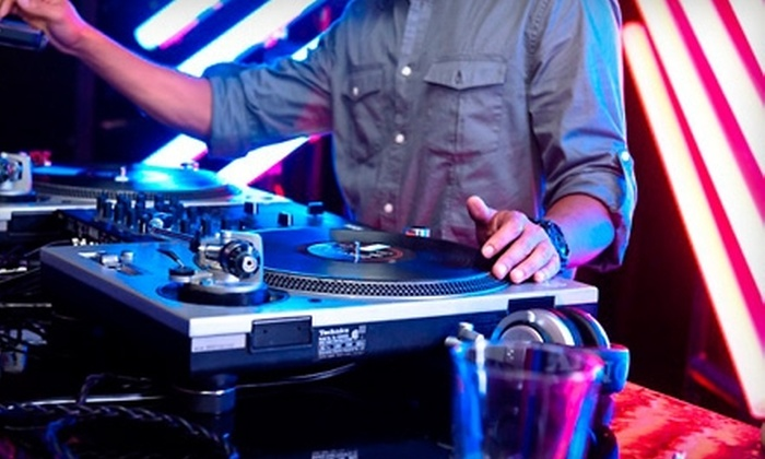 Jam Productions - Toronto (GTA): $299 for a DJ and Karaoke Party Package from Jam Productions ($650 Value)