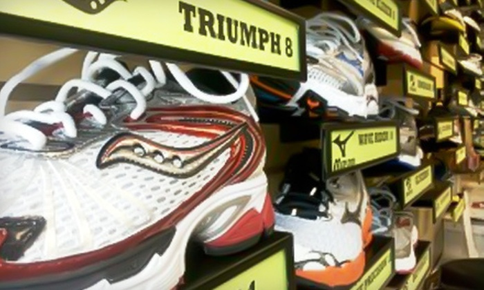 Kyle's Bikes - Ankeny: Running Shoes and Apparel at Kyle's Bikes in Ankeny (Half Off)