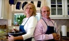 Up to Half Off Cooking Class for Two