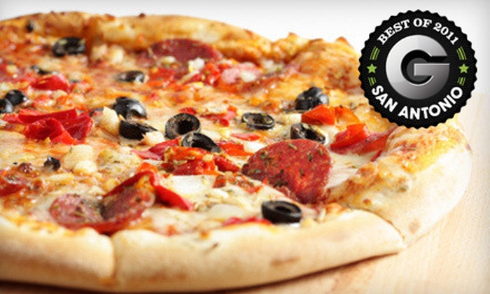 GameTown Pizza - Hollywood Park: $20 for a $25 Game Card and $20 Worth of Italian Fare at GameTown Pizza ($45 Value)