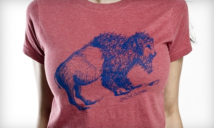 CityLove Clothing Company: $15 for One T-Shirt from CityLove Clothing Company (Up to $29.50 Value)