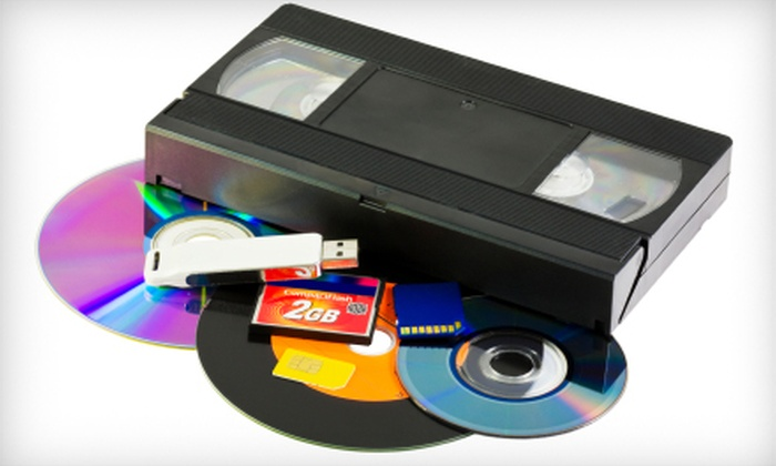 Valley Home Movies - Central Business District: $25 for $50 Worth of Video Transfers at Valley Home Movies