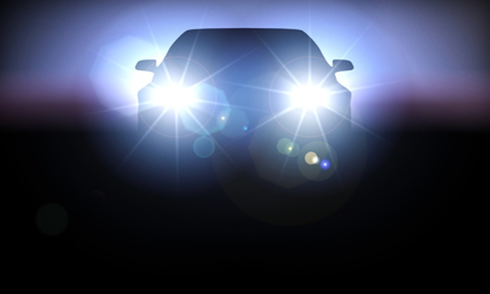 Vegas Auto Customs - Las Vegas: HID Lighting-System and Installation Packages at Vegas Auto Customs