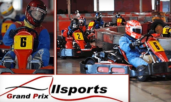 Allsports Grand Prix - Potomac: $45 for Three Arrive-and-Drive Races and a One-Year Membership at Allsports Grand Prix