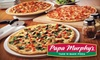 Papa Murphy's - Pleasanton: $8 for $20 Worth of Pizza from Papa Murphy's