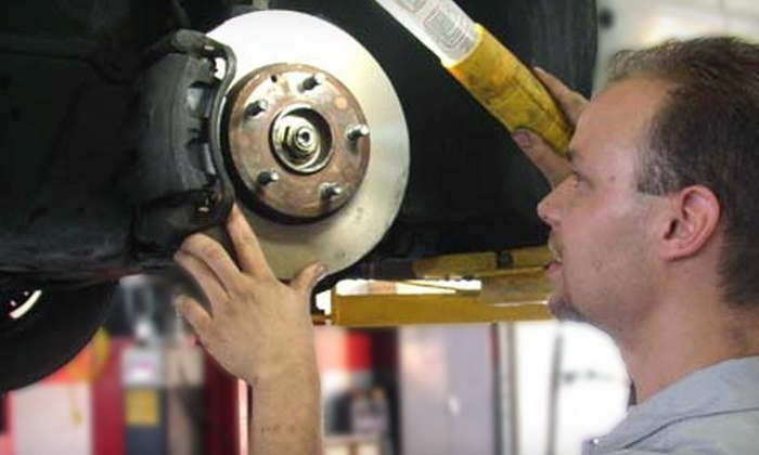 Asian Imports - Summerlin South: $16 for an Oil Change and 27-Point Inspection at Asian Imports (Up to $31.95 Value)