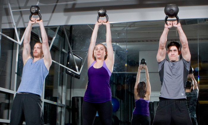 Precision Athletics - Downtown Vancouver: $59 for Eight Boot Camp Classes Plus 25% Off Personal Training Package at Precision Athletics ($160 Value)