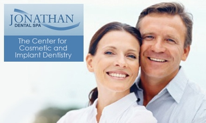 Jonathan Dental Spa - Hawthorne: $59 for an Exam, X-rays, and Teeth Cleaning at Jonathan Dental Spa ($286 Value)
