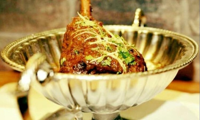 Three Course Indian Lunch For Two Green Gates Stirling
