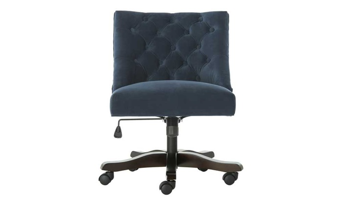 41 Off On Safavieh Swivel Desk Chairs Groupon Goods
