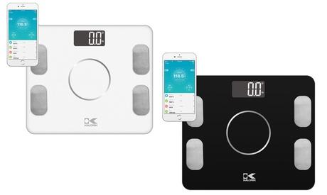 Kalorik Electronic Body Fat Scale with Body Analysis photo