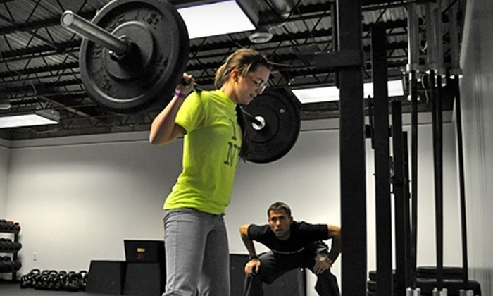 Integrated Fitness - Bethel Park: $45 for One Month of Boot-Camp, CrossFit, or Children's Fitness Classes at Integrated Fitness ($175 Value)
