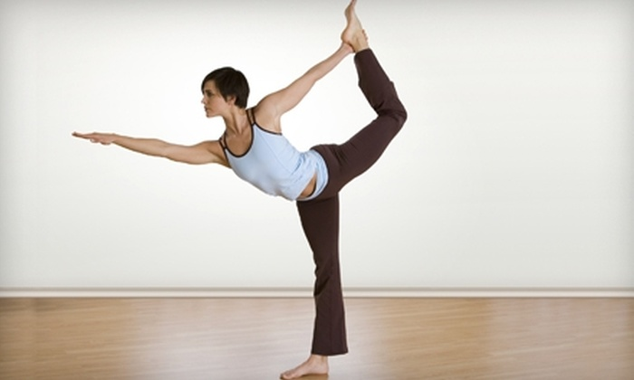 BlossOMing Yoga - Nashville: $15 for One Week of Unlimited Classes at BlossOMing Yoga ($40 Value)