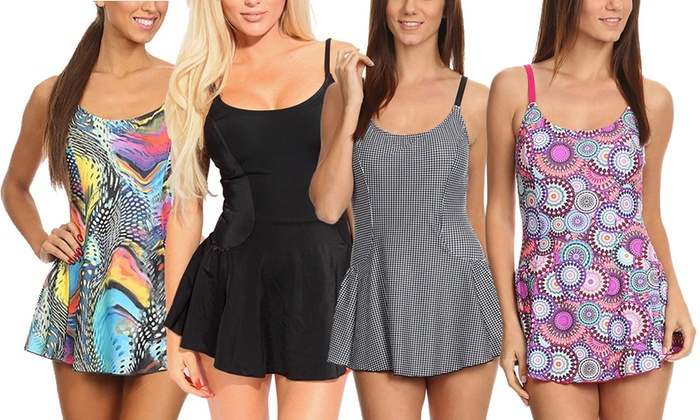 1aac96447212d Dippin' Daisy's Women's Swimdress | Groupon