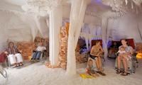 1, 2 oder 4 Sitzungen in der Salzgrotte für 1 oder 2 Personen bei SaleVita Salzgrotte (bis zu 56% sparen*)