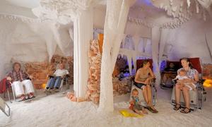 SaleVita Salzgrotte: 1, 2 oder 4 Sitzungen in der Salzgrotte für 1 oder 2 Personen bei SaleVita Salzgrotte (bis zu 56% sparen*)