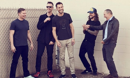 311 & The Offspring with special guests Gym Class Heroes on August 22 at 7 p.m.