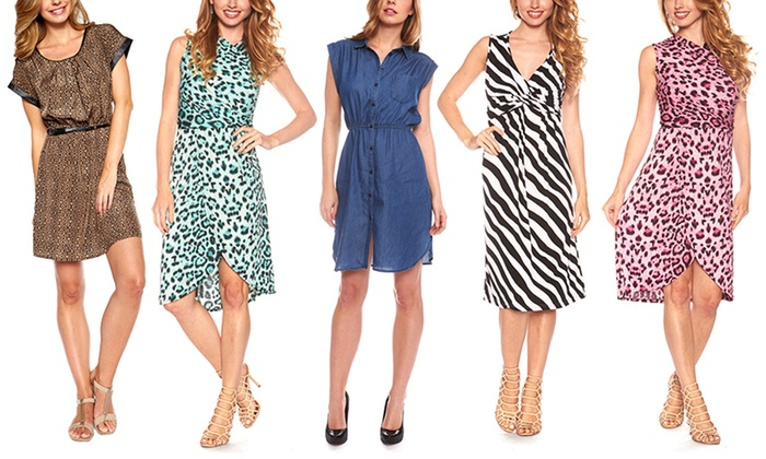 Assorted Women's Casual Dresses | Groupon Goods
