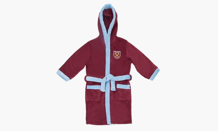 Boys Football Dressing Gown Groupon
