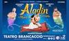 Aladin, il musical geniale, Roma