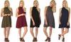 Lyss Loo Olivia Tank Shift Dress: Lyss Loo Olivia Tank Shift Dress