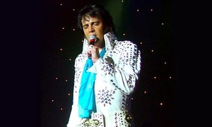 Heart of the King: Heart of The King Elvis Tribute on June 10 at 8 p.m.