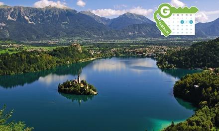 Bled: Aufenthalt für Zwei inkl. 2 Std. Bootsvermietung, 2 Bahn-Rundfahrkarten und opt. VIP-Paket im Bled Apartments