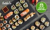 60-Piece Mixed Sushi Platter