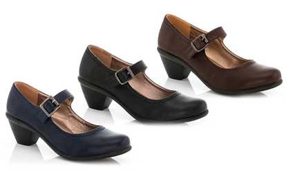 Rasolli Women S Comfort Casual Dress Wedge Heel Shoes