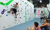 One-Day Climbing Pass Package