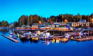 Waterfront Vancouver Island Motel with Eco-Tours