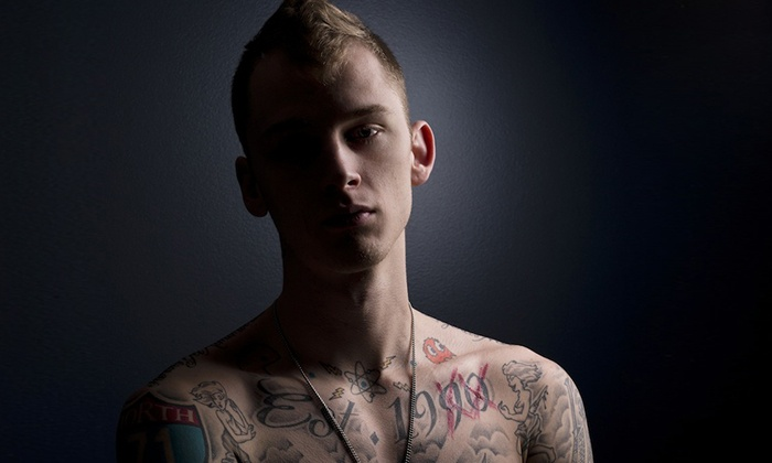 Machine Gun Kelly - OKC Farmers Market: Machine Gun Kelly on October 11 at 7 p.m.