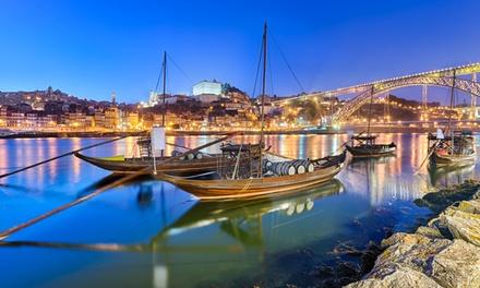 Oporto: 2 noches para 2 adultos con desayuno y crucero en Hotel Park Porto Gaia