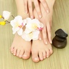 56% Off Hot Stone Foot Massage with Reflexology & Herbal Soak