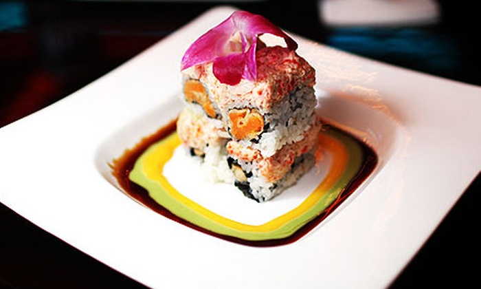 Banzai Hibachi - Hartsdale: Hibachi Cuisine at Banzai Hibachi (Up to Half Off). Two Options Available.