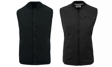 Kenneth Cole Men's Tech Vest (XS-2XL)