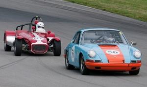 Sonoma Historic Motorsports Festival: $29 for Two-Day Entry and Pit Access at the Sonoma Historic Motorsports Festival on May 30–31 ($60 Value)
