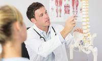 Wirbelsäulenfunktionsdiagnostik inkl. 1 oder 3 Behandlungen, bei Heilpraktiker Uwe Brodda (bis zu 74% sparen*)