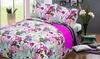 Virah Bella Spring Collection Quilt Set (3-Piece): Virah Bella Spring Collection Quilt Set (3-Piece)