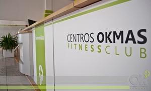 OKMAS: 4, 6, 8 o 10 sesiones de electroestimulación WiemsPro desde 49,95 € en cuatro centros OKMAS