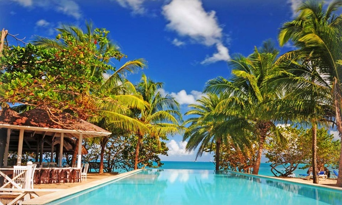 Secluded Beach Resort In Antigua