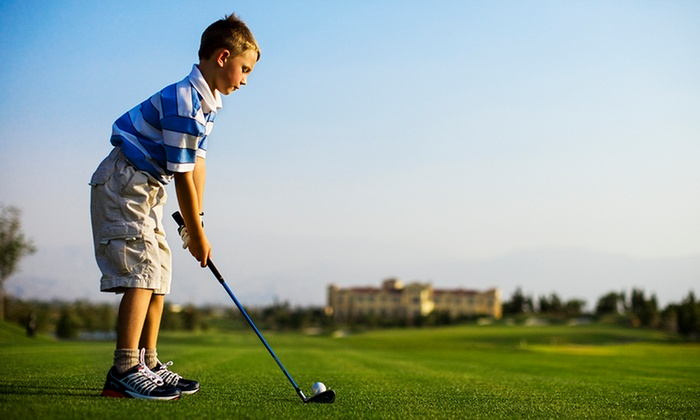 Duncan Smith Golf Academy - Tamarac: One or Three 60-Minute Junior's First Tee Golf Lessons at Duncan Smith Golf Academy (Up to 40% Off)