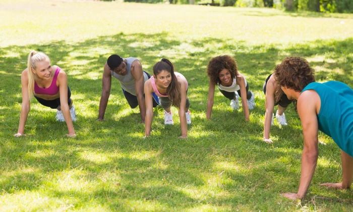 V Body Fitness - Tempe: $10 for $30 Worth of Services — V Body Fitness
